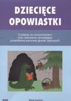 Dziecięce opowiastki - Marta Kuchnik
