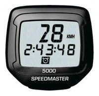 SIGMA Licznik rowerowy BASE SPEEDMASTER 5000