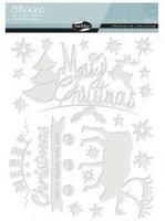 Naklejki Stickino Boże Narodzenie