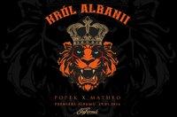 Król Albanii - Popek, Matheo (Płyta CD)