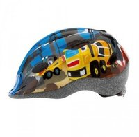ALPINA Dziecicy kask rowerowy GAMMA 20   rozmiar 51 56   kolor ty