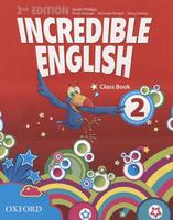 Język angielski Incredible English 2 podręcznik Edukacja wczesnoszkolna - Phillips Sarah, Grainger Kirstie, Morgan Michaela