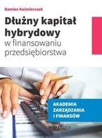 Duny kapita hybrydowy w finansowaniu przedsibiorstwa   Damian Kamierczak