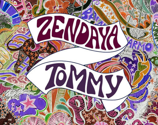 Zendaya dla Tommy Hilfiger