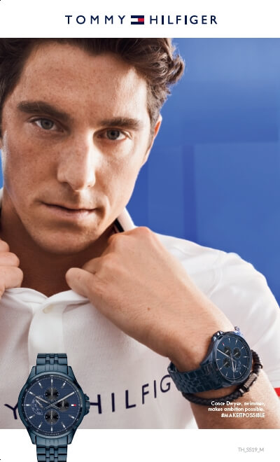 Zegarki Tommy Hilfiger dla panów