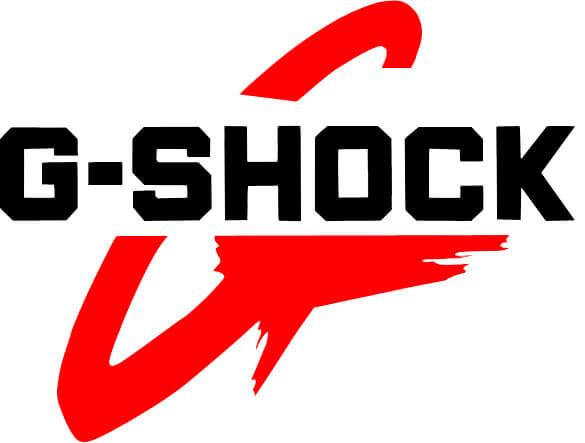 logo g-shock
