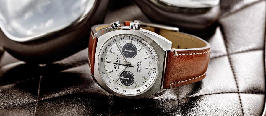 Zegarek Alpina