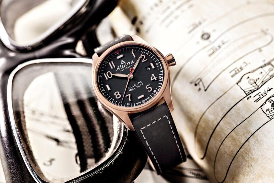 Zegarek Alpina Pilot