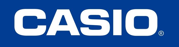 Obecne logo Casio