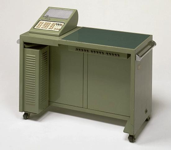 Pierwszy kalkulator CASIO