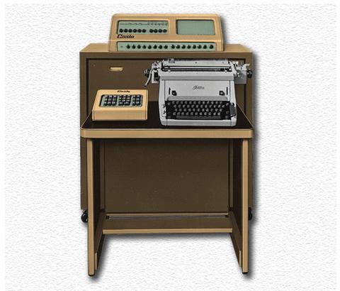 Casio Compuwriter
