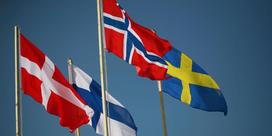 Flagii Skandynawskie