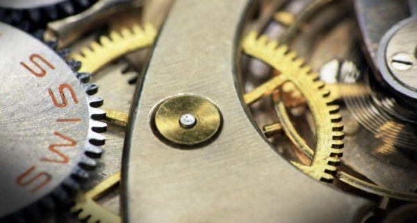 Mechanizm zegarka