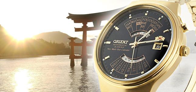 Orient zegarek japoński
