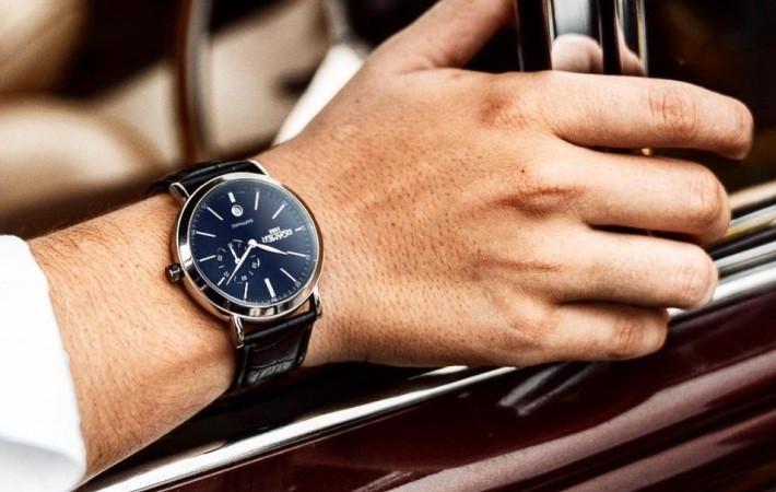 Zegarek Roamer na ręce