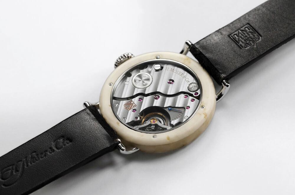 Zegarek H. Moser & Cie
