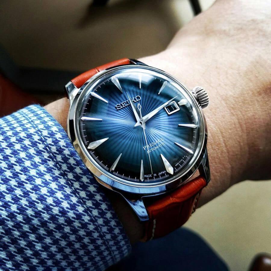 Emaliowanie tarczy zegarka