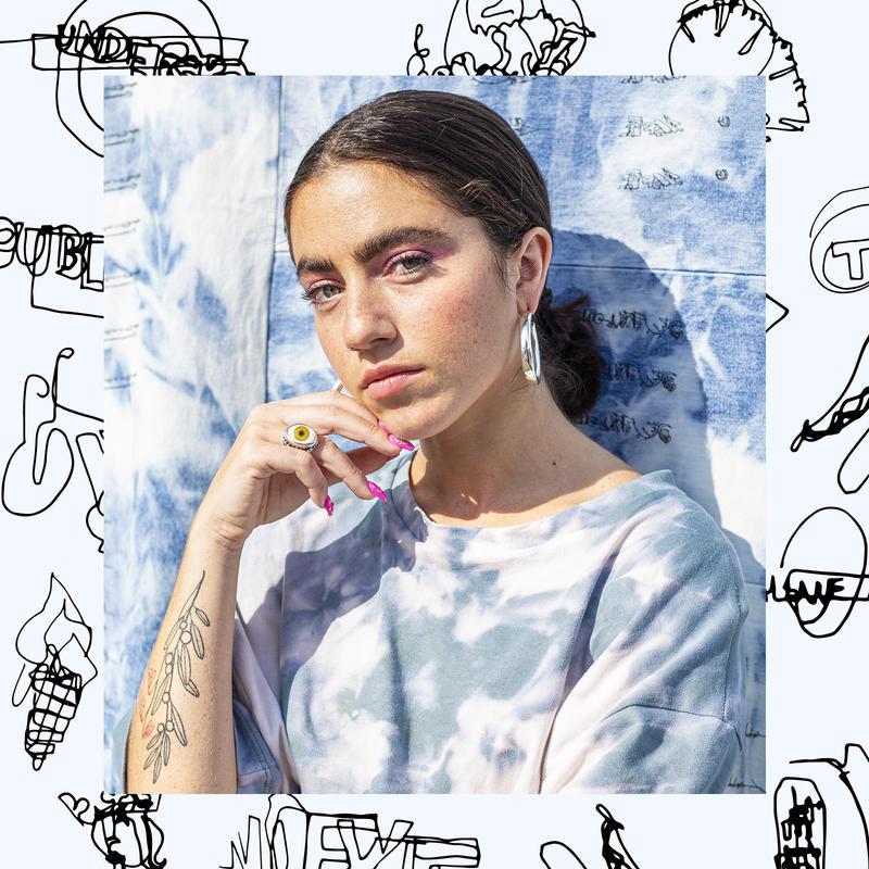 Kobieta z reklamy zegarków triwa