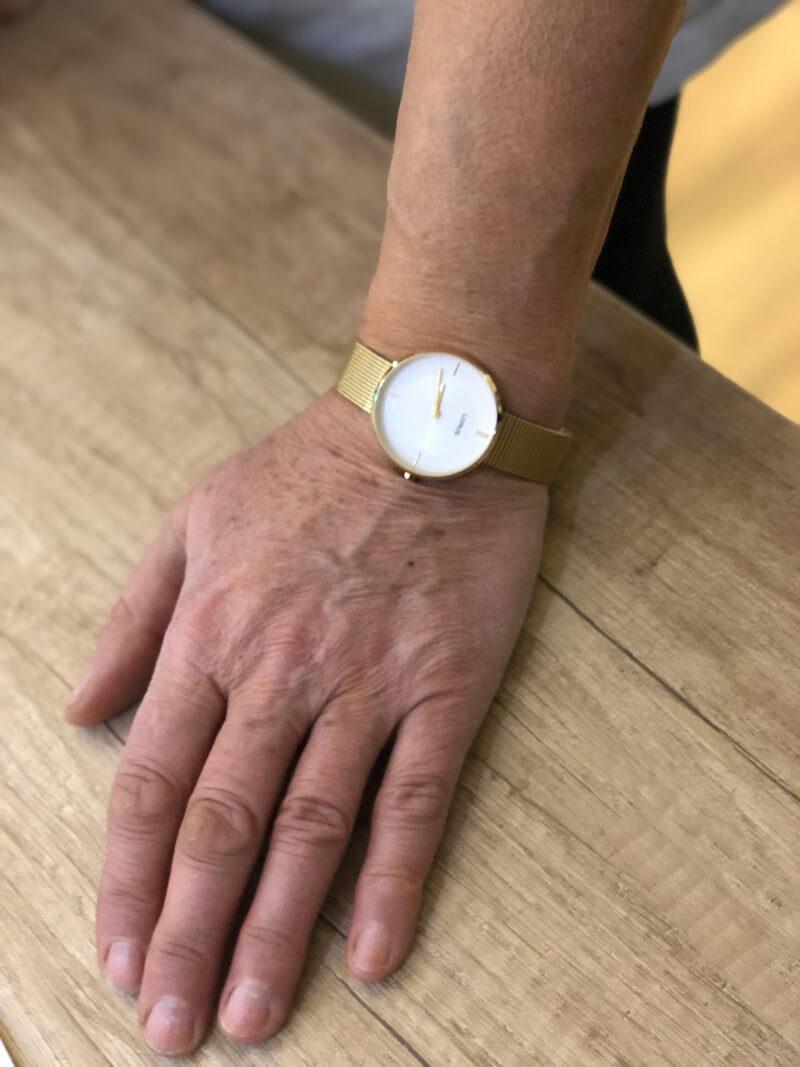 wygrana doroty w konkursie zegarek lorus