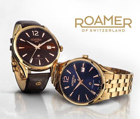 Zegarki Roamer