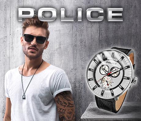 Zegarki Police