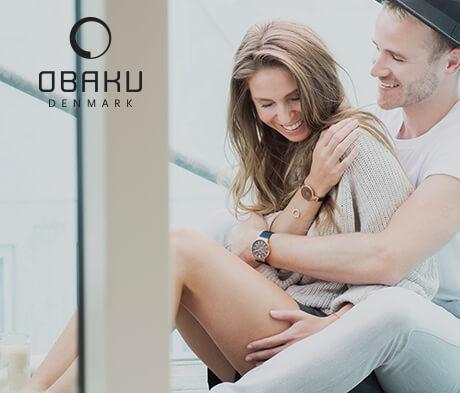 Zegarki Obaku