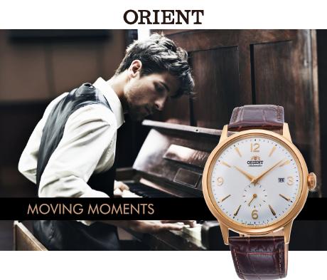 Mechaniczne zegarki Orient